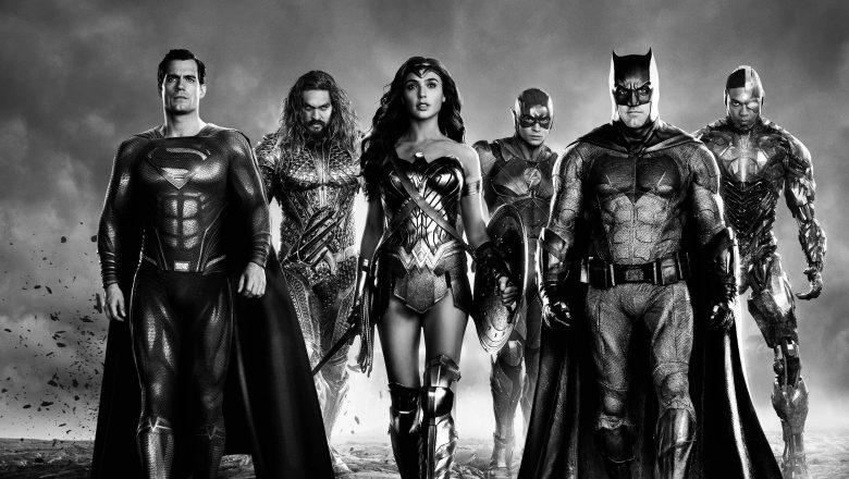 Liga Sprawiedliwości Zacka Snydera zalukaj