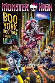 Monster High: Boo York, Boo York cały film